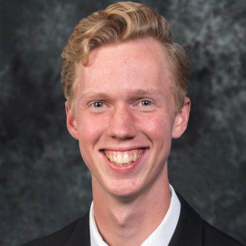 Luke Mulderink Portrait