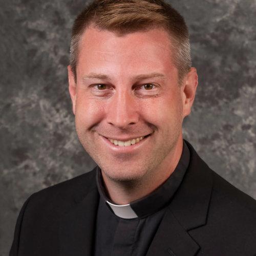 Seminarian Christopher Epplett