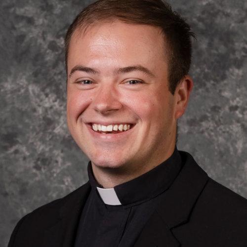Seminarian Dcn. David Sacha