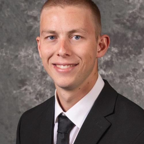 Seminarian Zach Schmitz