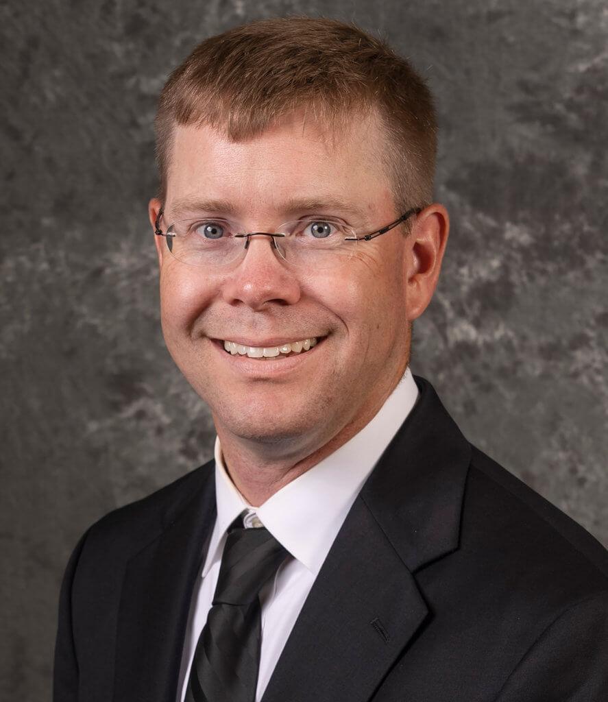 Seminarian Matthew Vander Werff