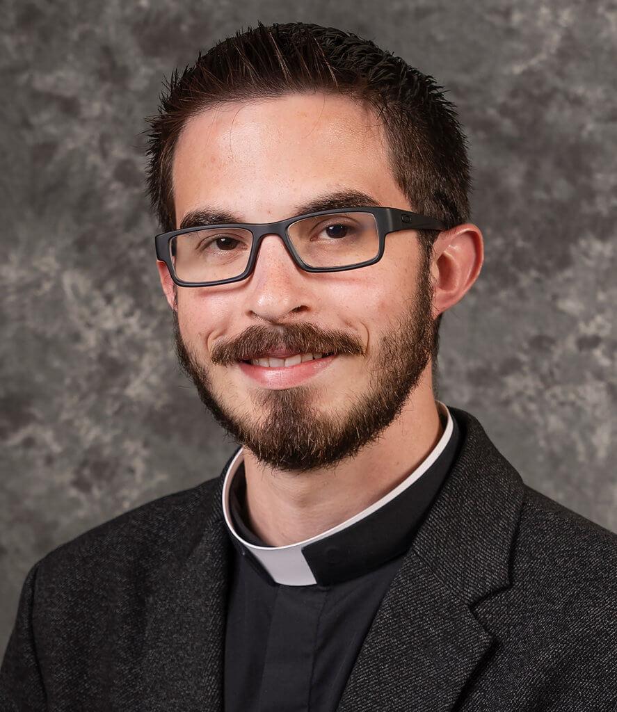 Seminarian Dcn. Logan Weber